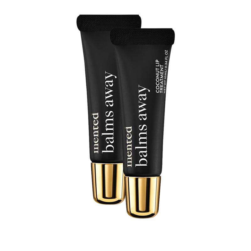 Mented 2pc Coconut Hydrating Lip Treatment