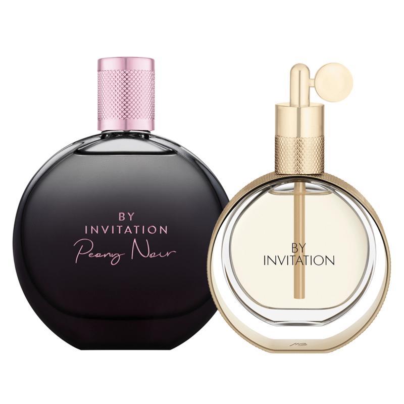 Michael Buble 2-piece Peony Noir and By Invitation Eau de Parfums