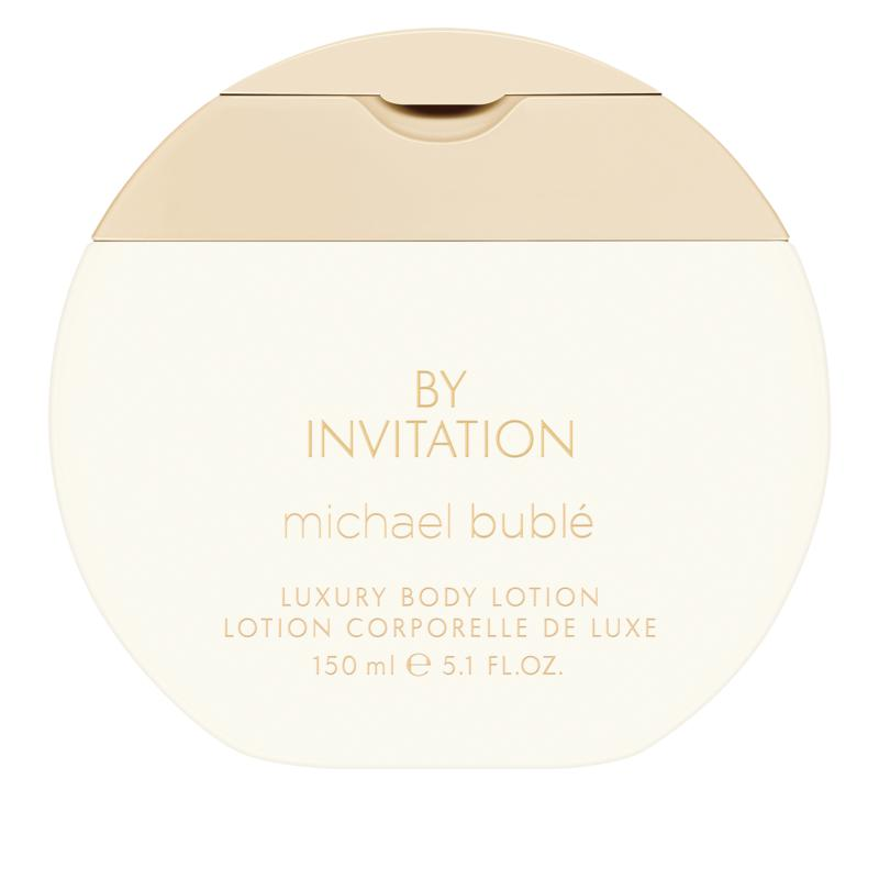 Michael Buble By Invitation Body Lotion