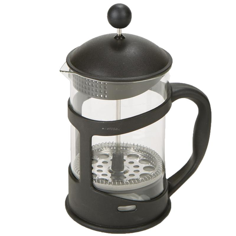 Mind Reader 27 oz. Glass and Stainless Steel French Press Coffee Maker