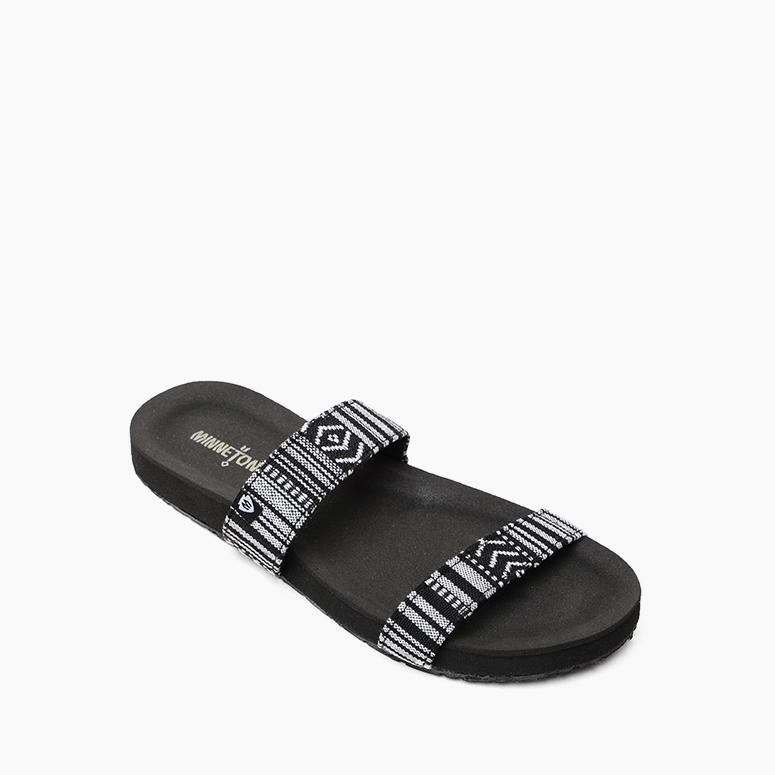 Minnetonka Holly Slide Sandal