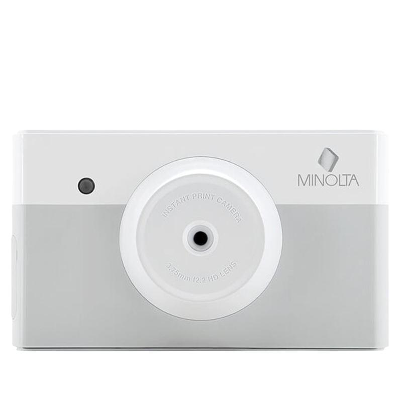 Minolta Instant Print Camera and Printer Kit