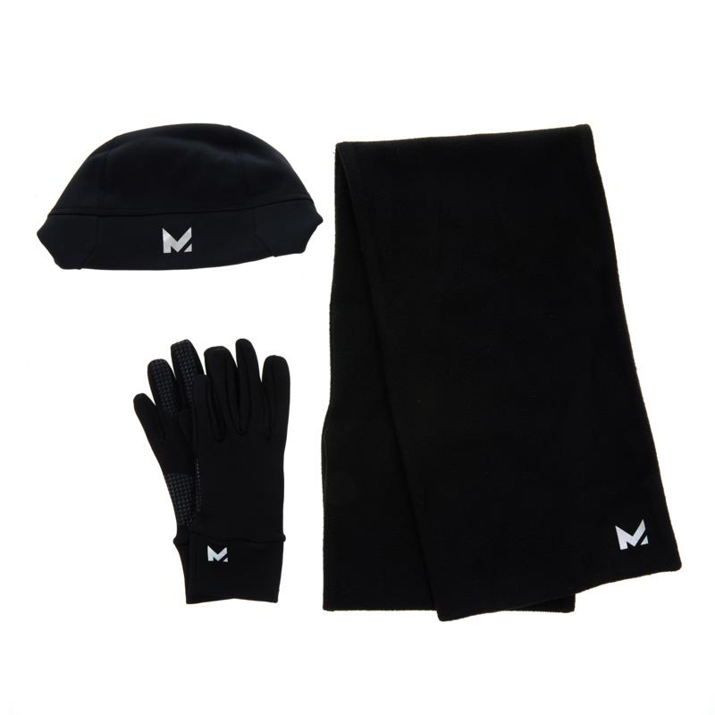 MISSION VaporActive Women's Heating Beanie, Scarf and Glove Set