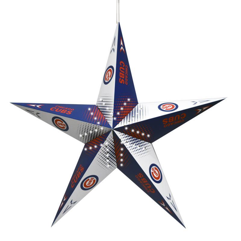 MLB Chicago Cubs Star Lantern