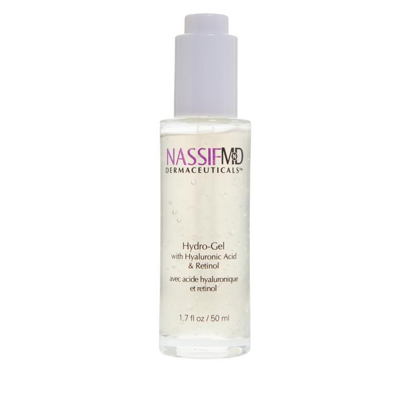 NassifMD® Hydro-Gel with HA, Retinol and Salicylic Acid
