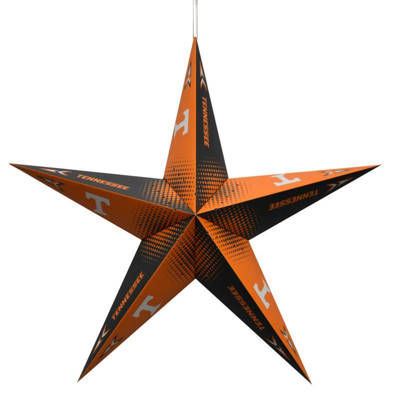 NCAA Tennessee Volunteers Star Lantern