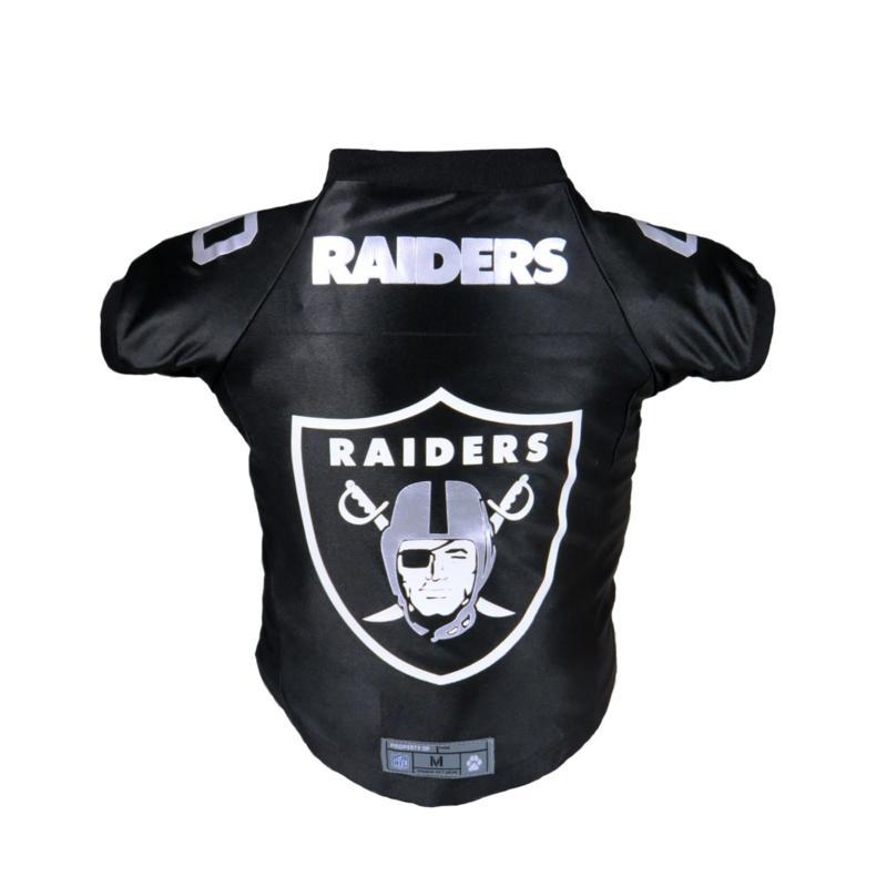 NFL Oakland Raiders Extra Small Pet Premium Jersey