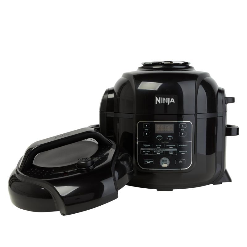 Ninja Foodi 6.5-Quart 8-in-1 Pressure Cooker with TenderCrisp