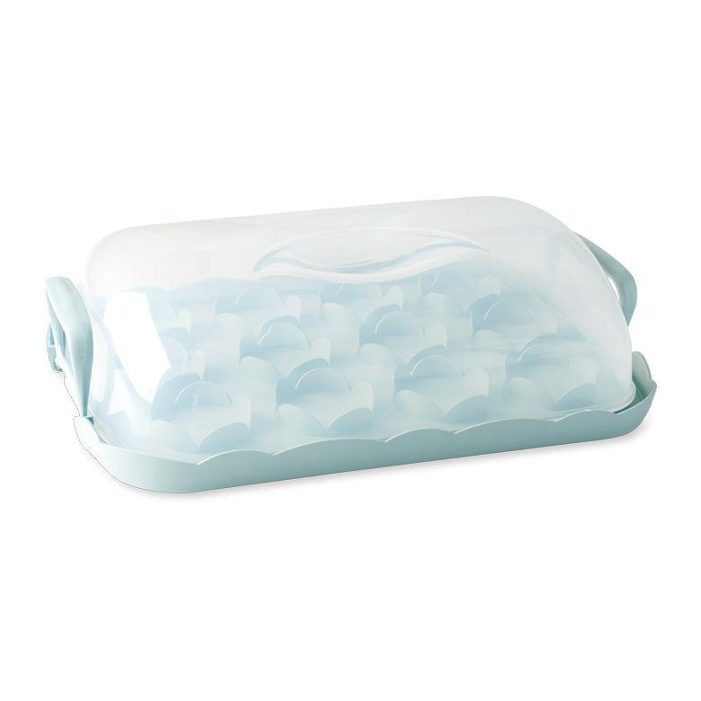 Nordic Ware Reversible Cake and Cupcake Carrier