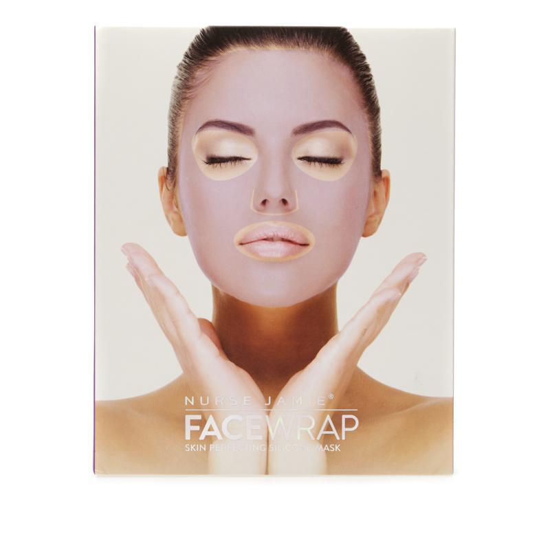 Nurse Jamie Face Wrap Skin Perfecting Silicone Mask