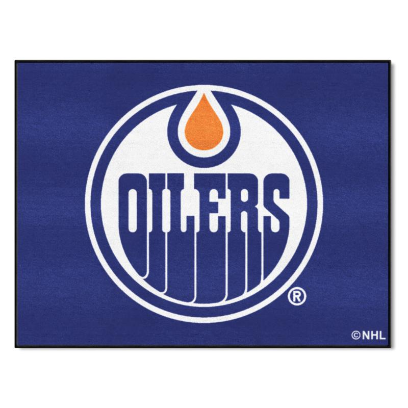 Officially Licensed Edmonton Oilers All-Star Mat