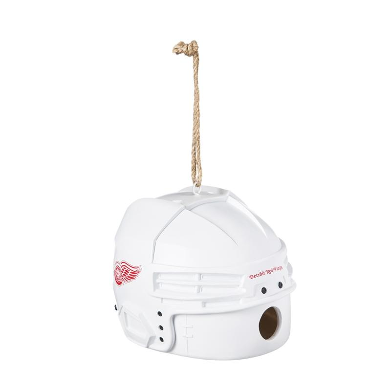Officially Licensed NHL Birdhouse - Detroit Red Wings