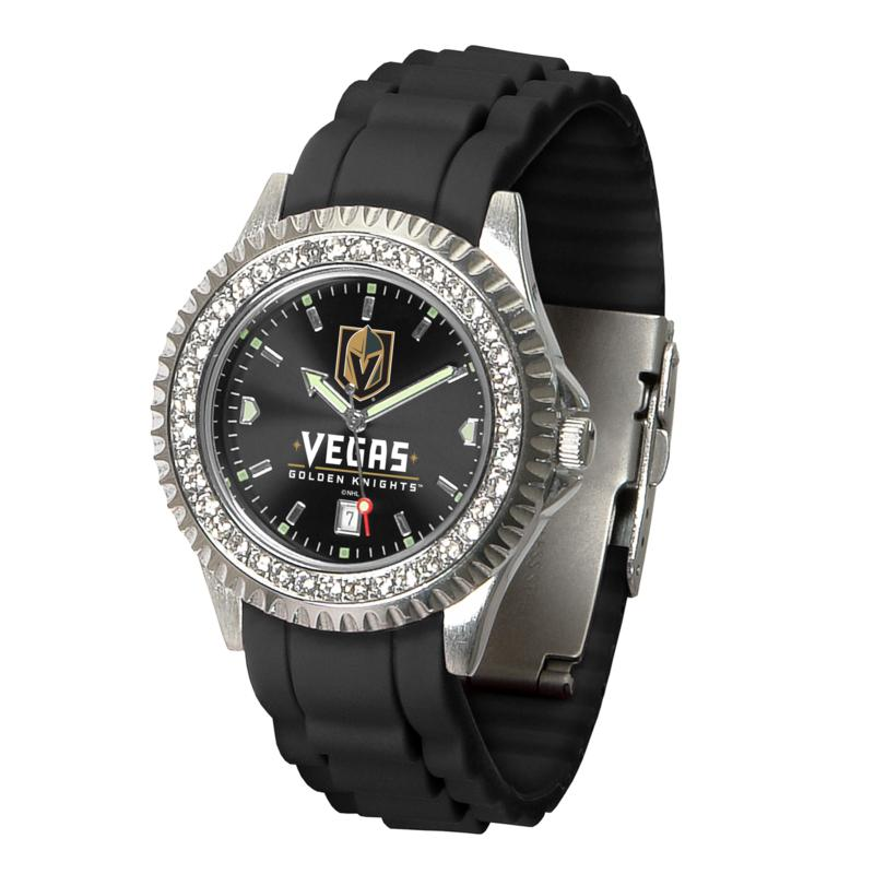 Officially Licensed NHL Sparkle Series Watch - Vegas Golden Knights