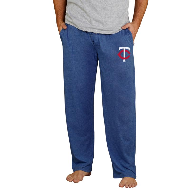 Officially Licensed Quest Men's Knit Pant by Concepts Sport - Twins