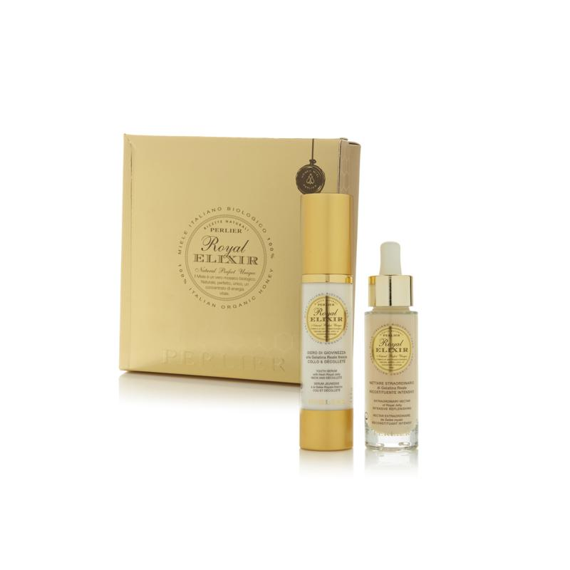 Perlier Royal Elixir 2-piece Set with Gift Box AS