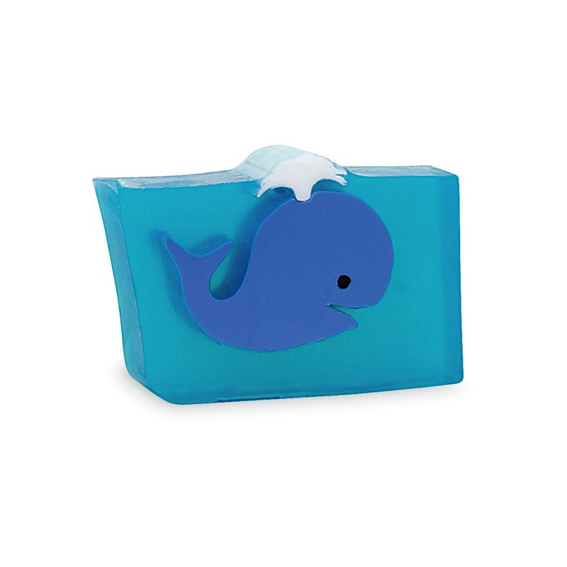 Primal Elements 6 oz Glycerin Soap - Blue Whale