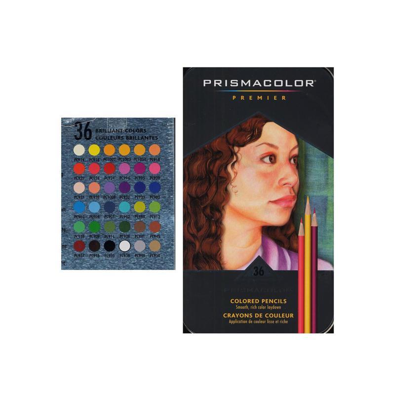 Prismacolor Premier Colored Pencil Sets of 36