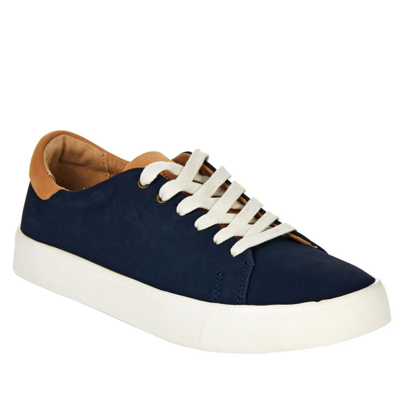 Revitalign Pacific Leather Lace-Up Sneaker