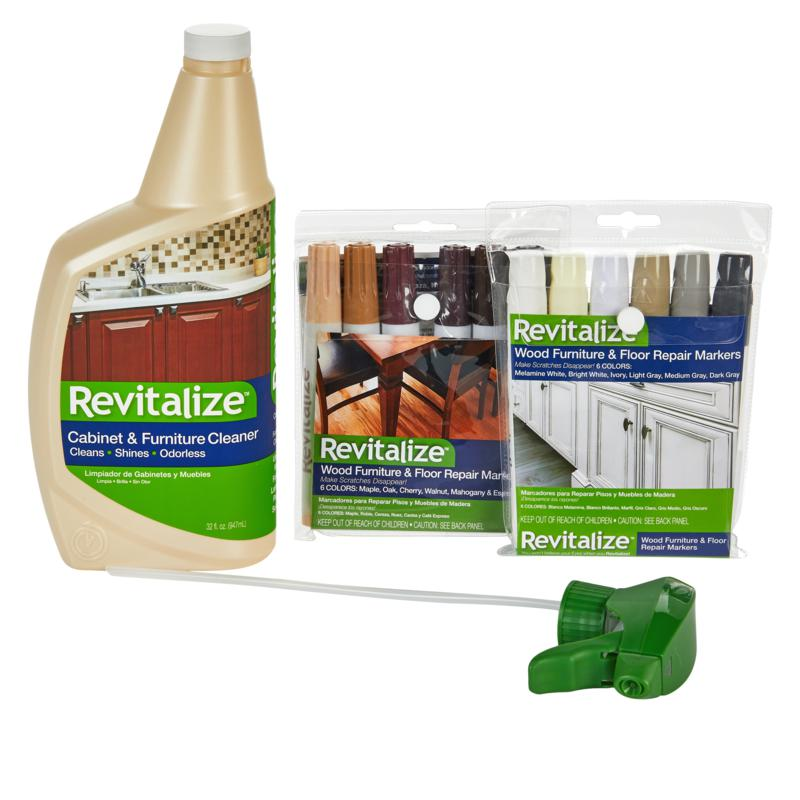 Revitalize 32 oz. Cabinet and Furniture Cleaner