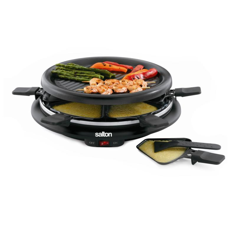 Salton Party Grill and Raclette