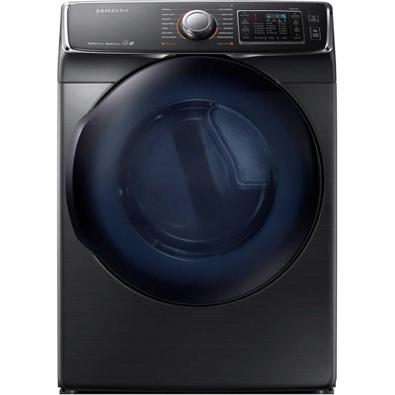 Samsung 7.5CF 6500-Series Dryer- Black Stainless