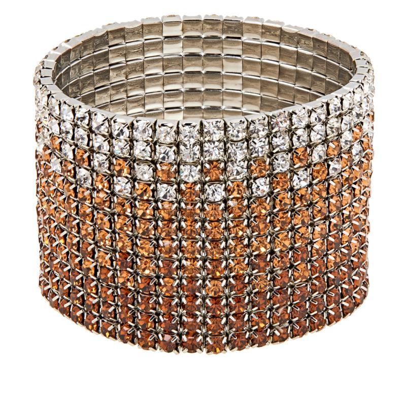 Sassy Jones Priscilla Ombre Stretch Bracelet