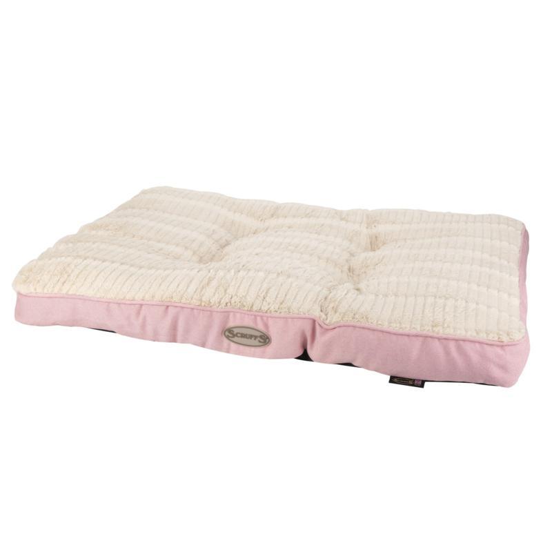 Scruffs Ellen Dog Mattress (Large) - Pink