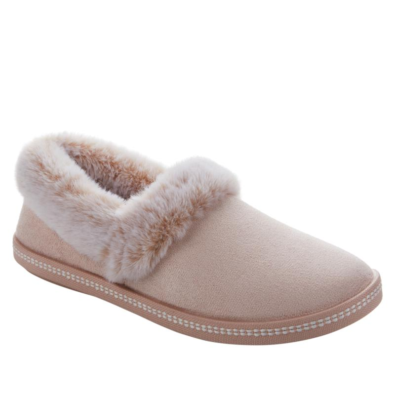 Skechers Night Cap Plush Faux Fur Slipper