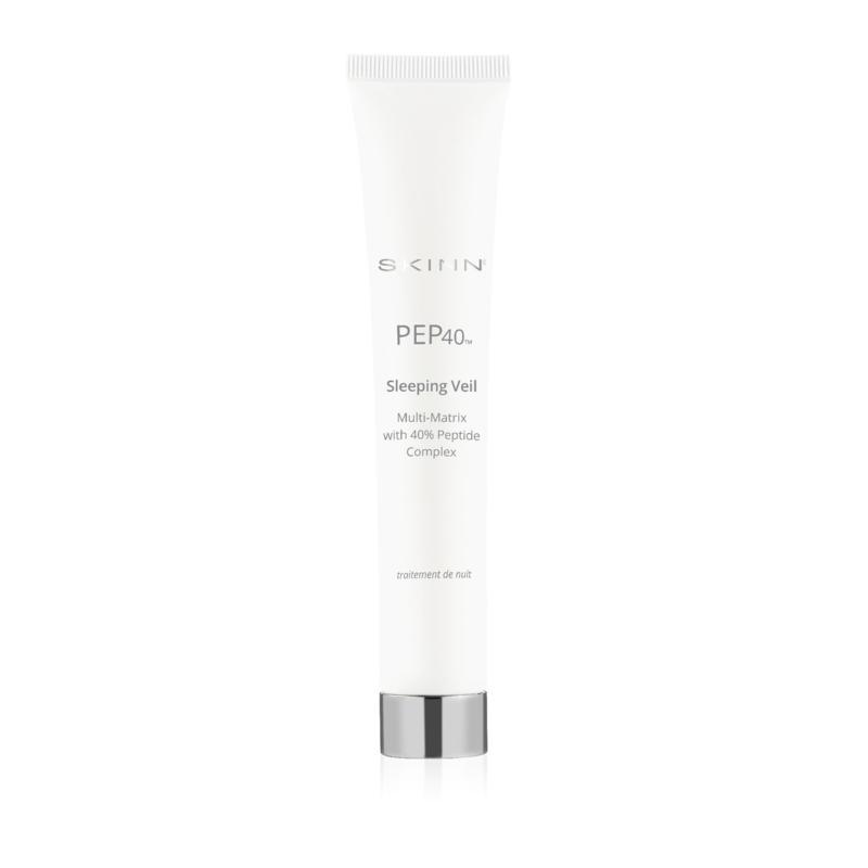 Skinn® Cosmetics PEP40 Sleeping Veil Overnight Treatment Gel AutoShip®