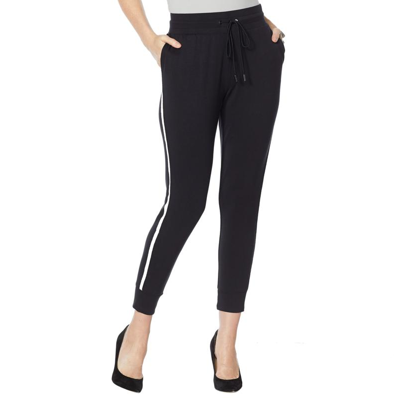 Skinnygirl French Terry Jogger Pant