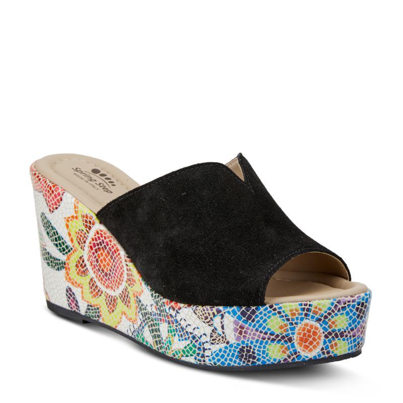 Spring Step Laylani Slide Sandals