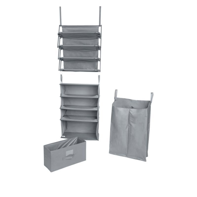 StoreSmith Over-the-Door 4-Tier Ultimate Organizer