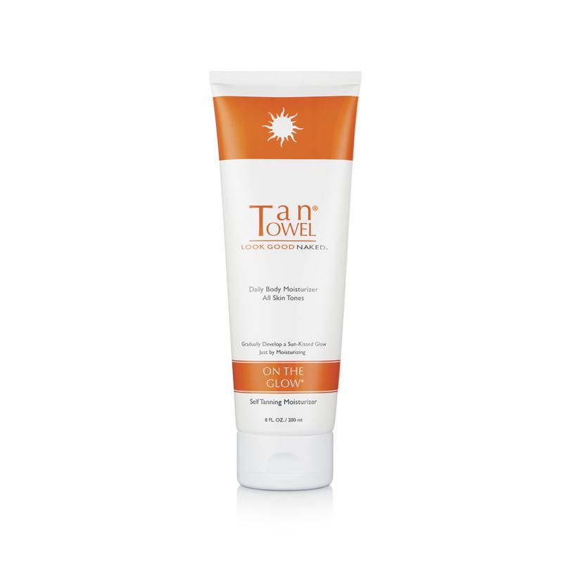 TanTowel® On The Glow 8 oz. Moisturizer