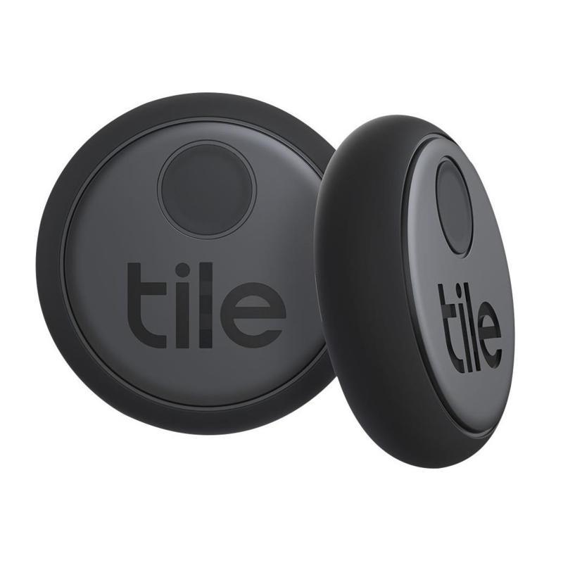 Tile Sticker (2020) Bluetooth Tracker 2-pack