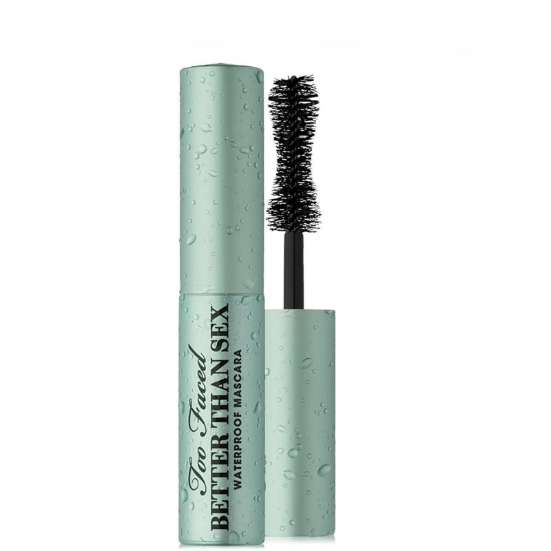 Too Faced Better Than Sex Waterproof Mascara Travel Size