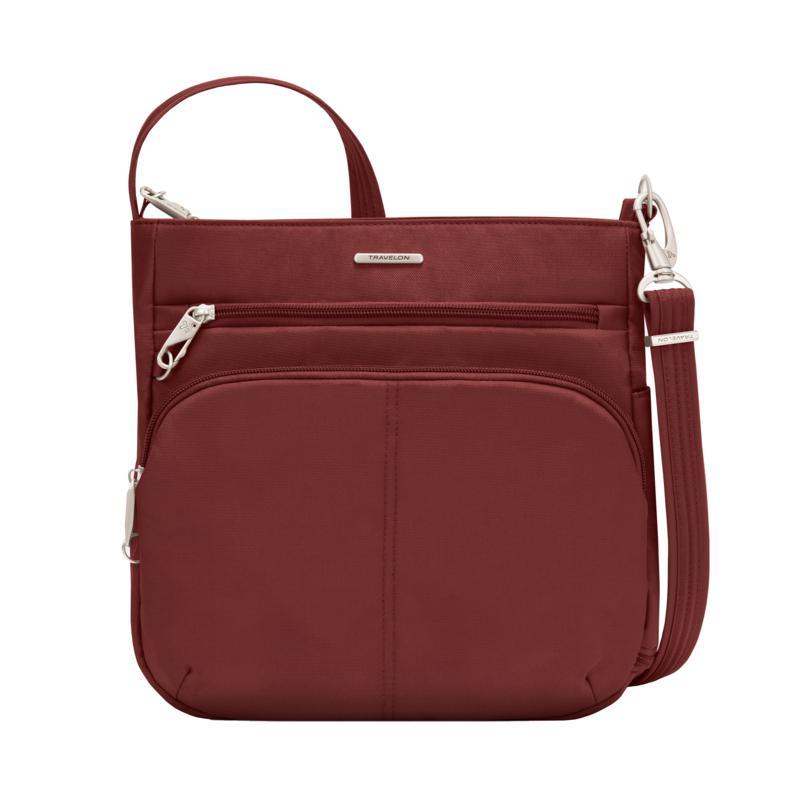 Travelon Classic Anti-Theft North/South Crossbody Bag
