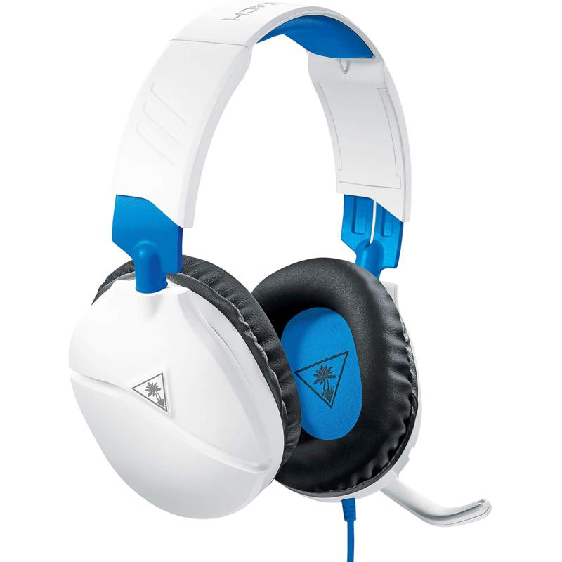Turtle Beach Recon 70 White Gaming Headset for PS4 Pro & PS4