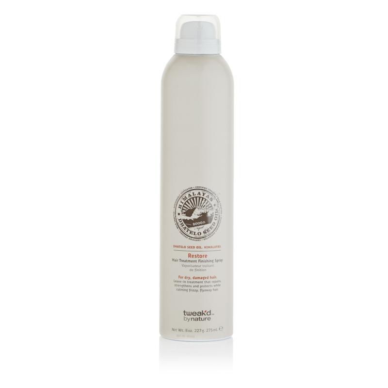Tweak-d Dhatelo Restore Hair Finishing Spray