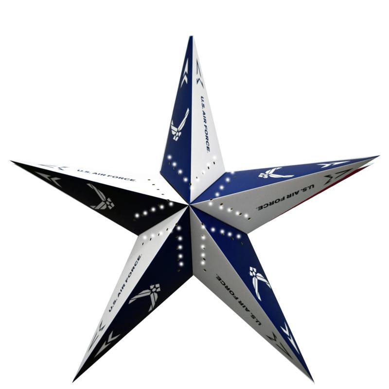 US Air Force Star Lantern