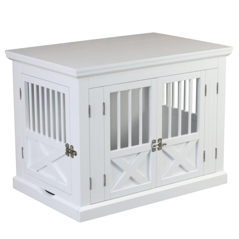 zoovilla Triple Door Dog Crate