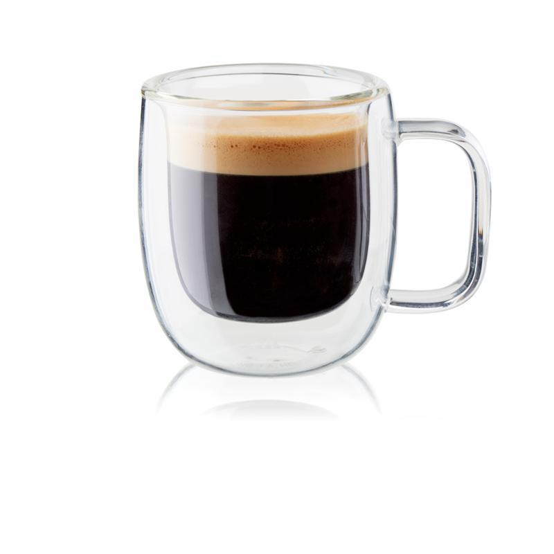 Zwilling Glass Espresso Mugs 2-Pack